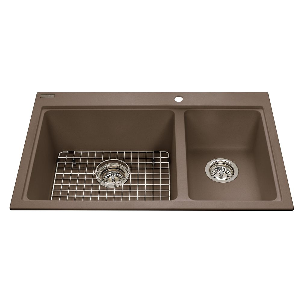 Kindred Combination sink Oyster