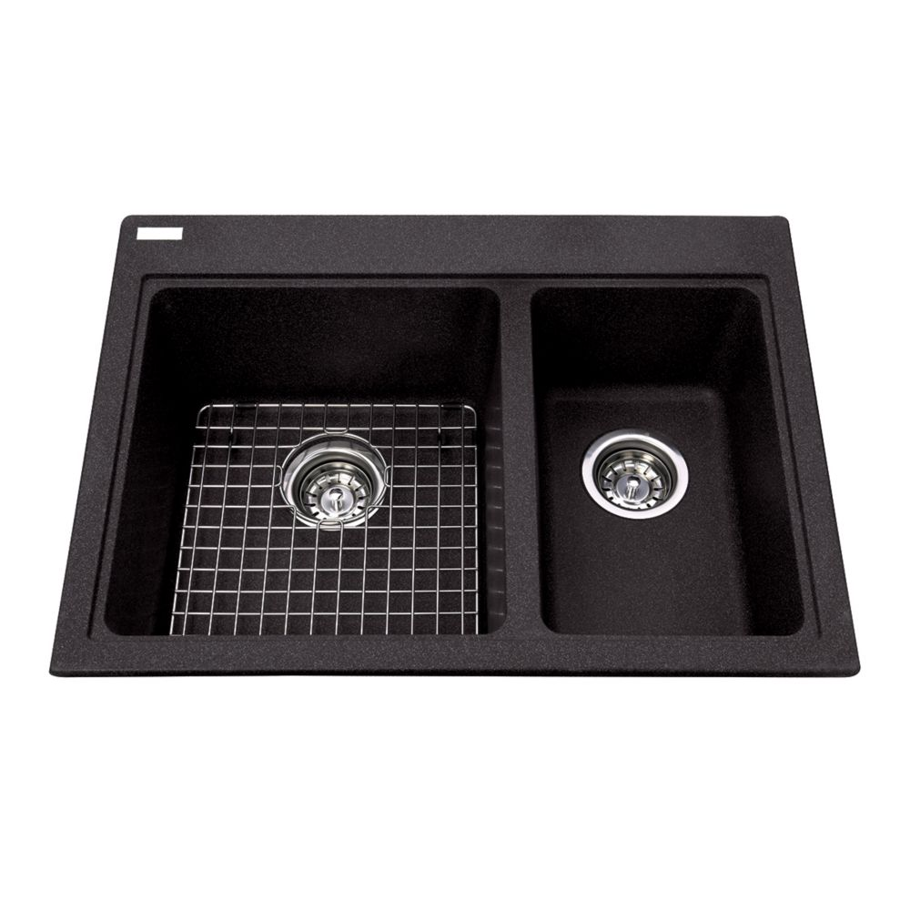 Combination Sink Onyx KGDC2027R/8ON Canada Discount