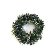 30 -inch Wreath Naked