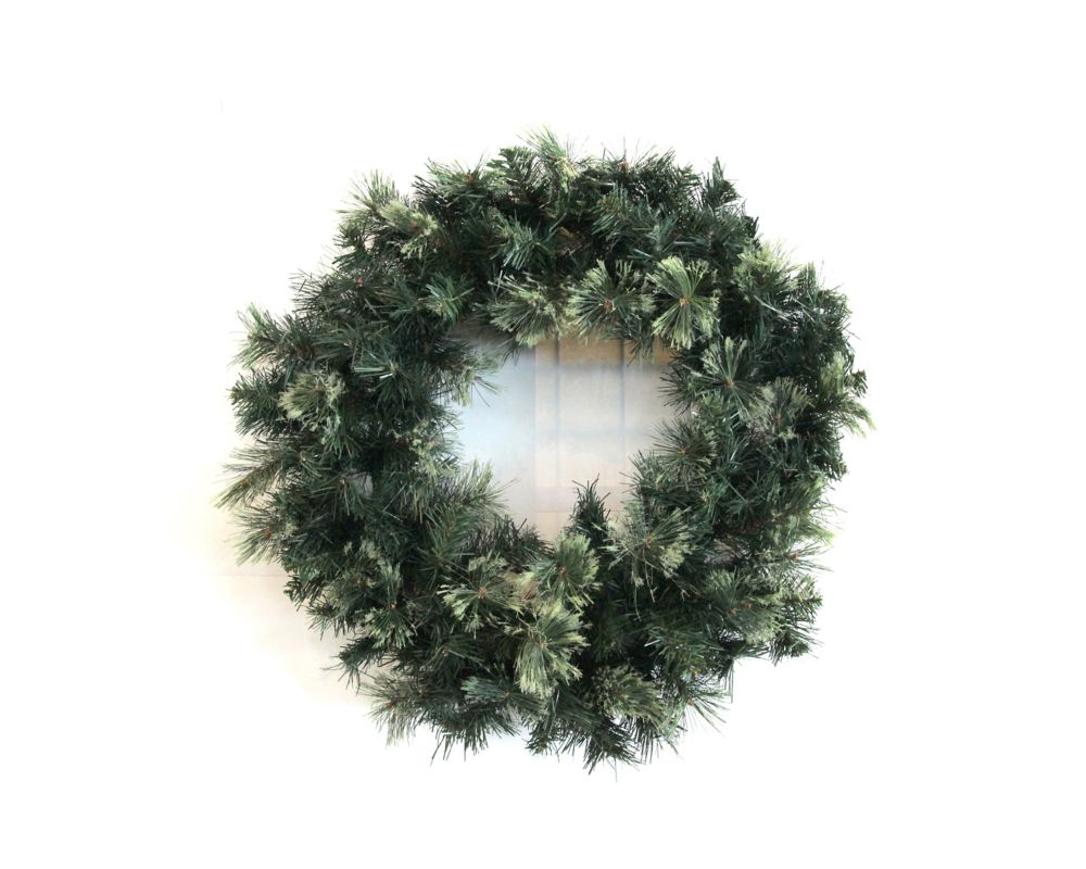 30 Inch Wreath Naked