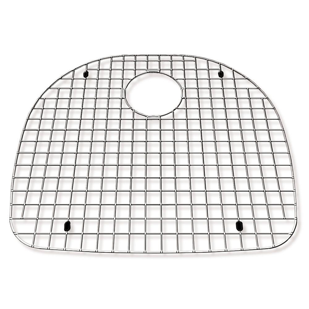 """SS wire bottom grid - 17-1/8"""" X 19-9/16"""" X 1"""""""