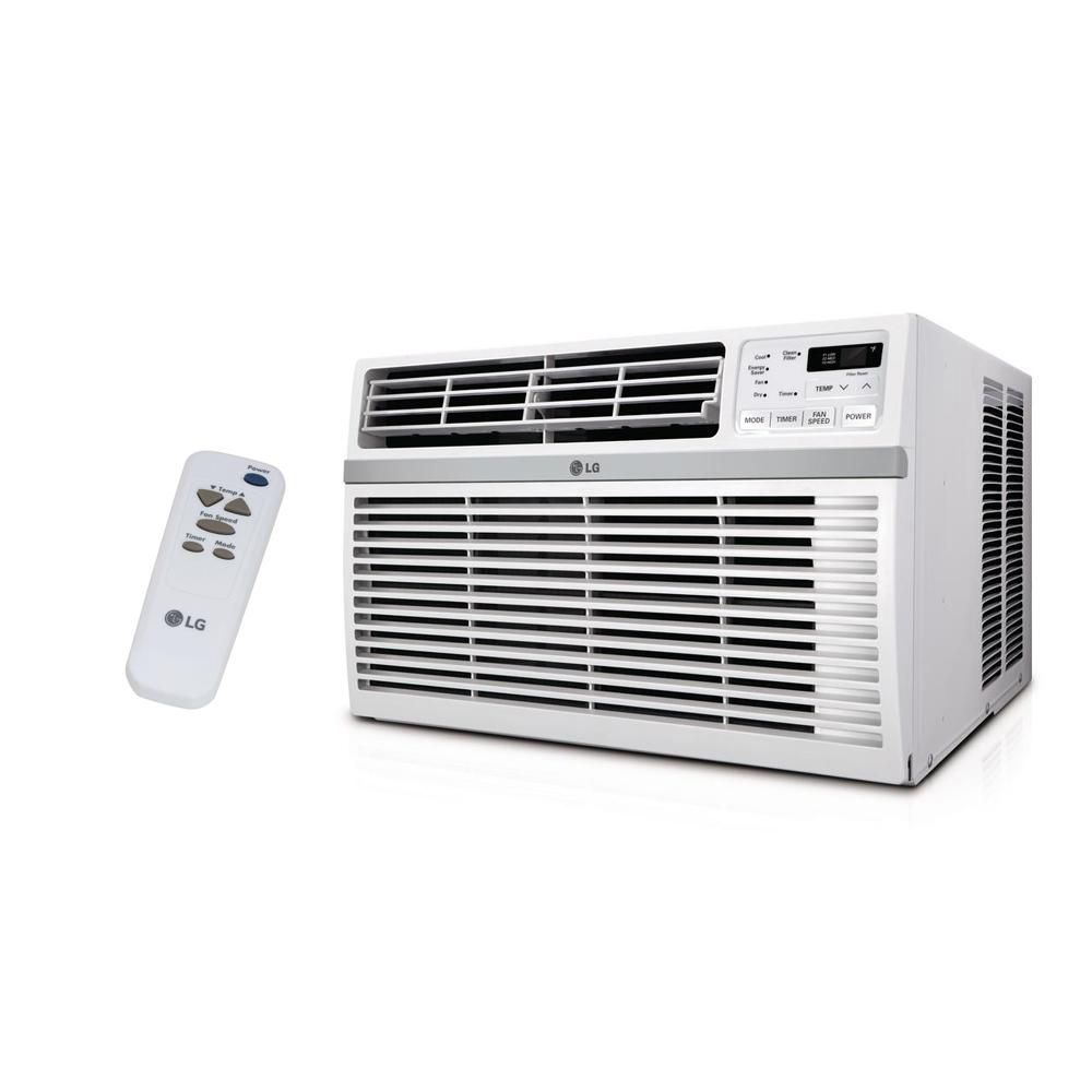 10,000 BTU Window Air Conditioner (cooling only)