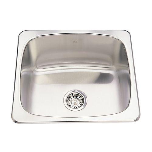 Kindred Single sink 20 Ga
