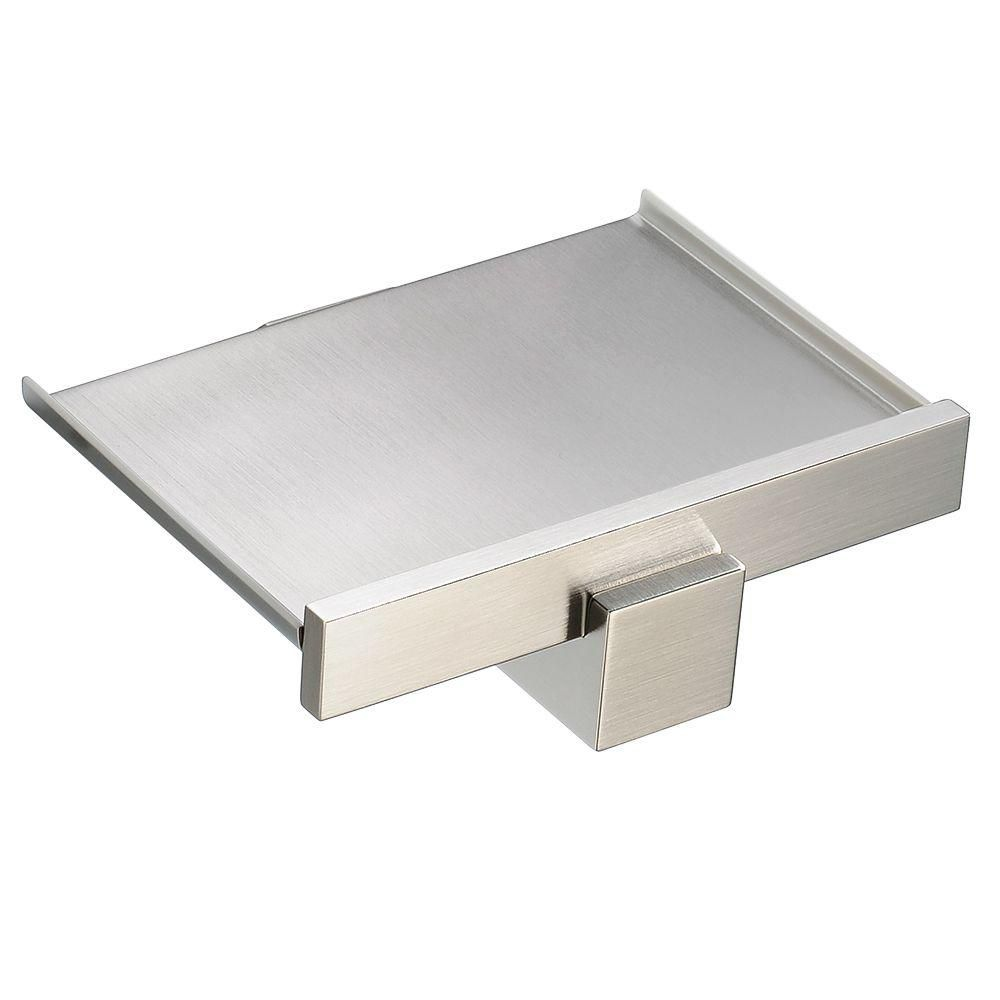 Ellite Wall Mount Soap Dish - Brushed Nickel