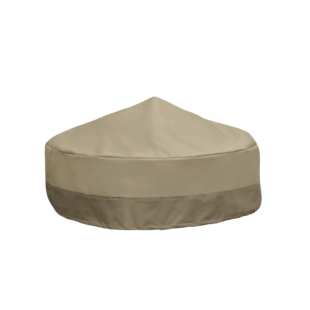 Outdoor Round Fire Pit Cover