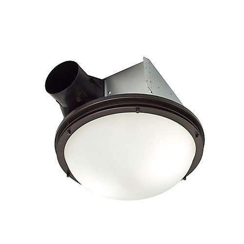 Ventilateur monovitesse de la série InVentMC, 80 pi3/min, 2,0 sones- ENERGY STAR®