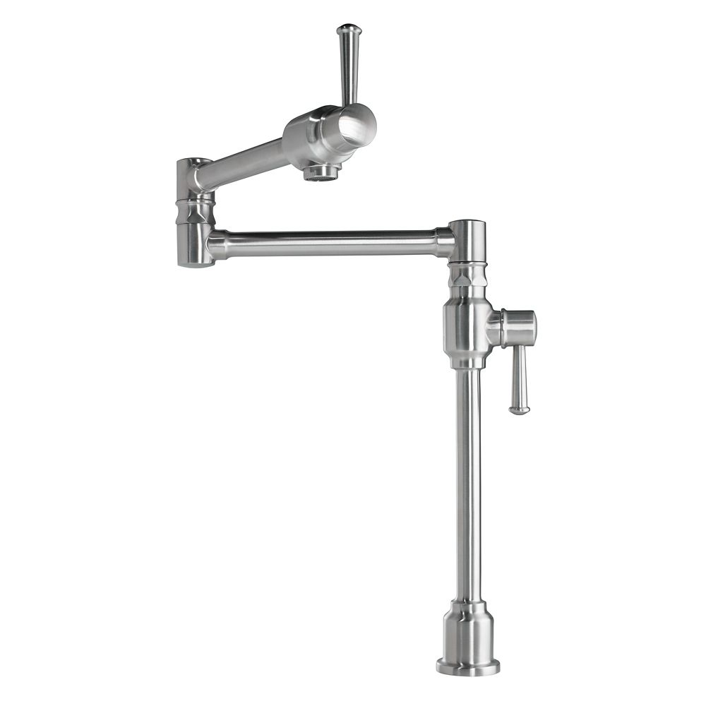 Kindred Deck mount pot filler faucet
