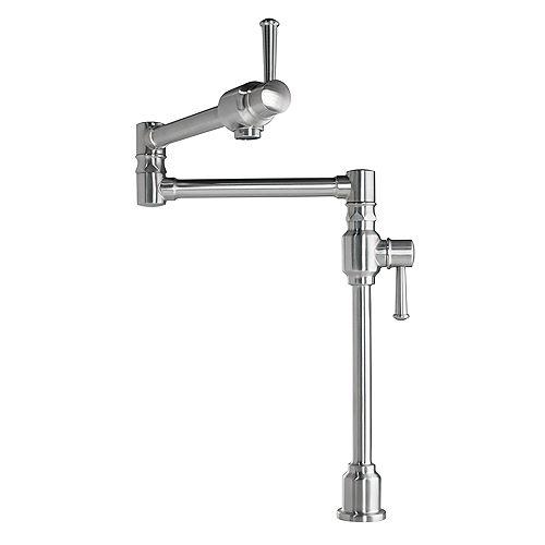 Kindred Deck mount pot filler faucet