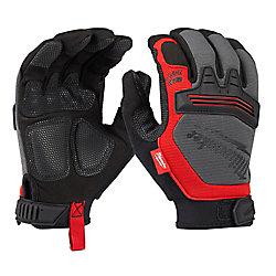 Leather Extra Large Demolition Gloves