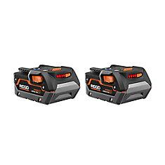 18V - 3Ah Batteries 2 pack