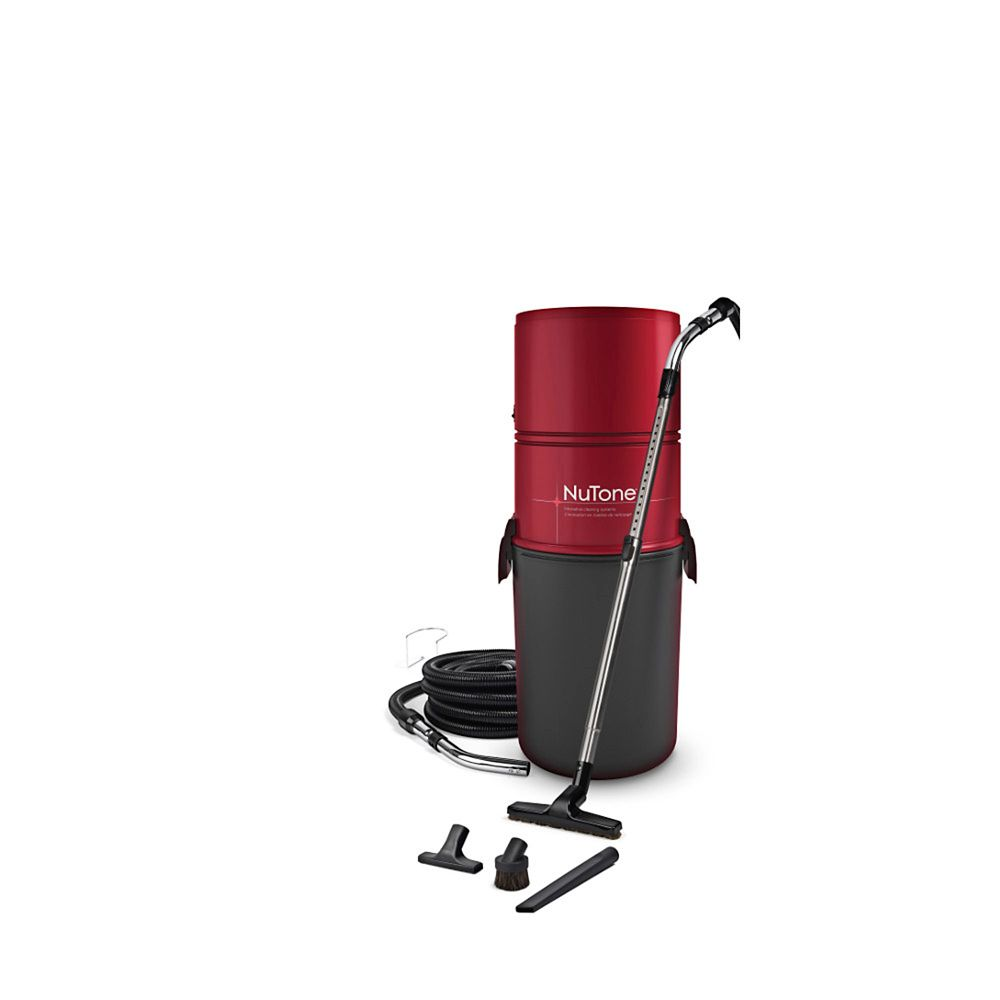500 Air Watts Central Vacuum Kit, Model Nckit1000