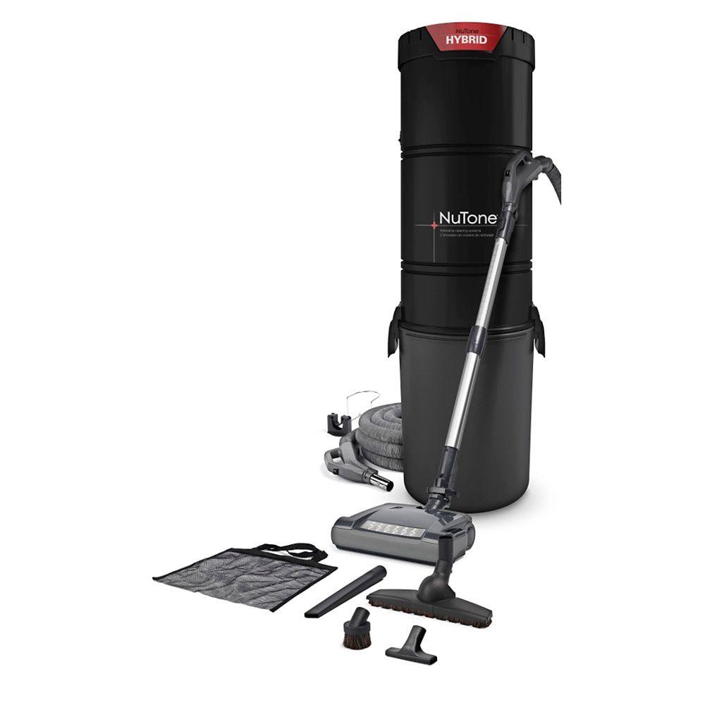 650 Air Watts Central Vacuum Kit&#x3b;  Model Nckit5000