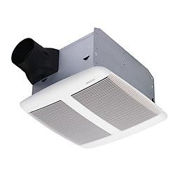 Broan Sensonic 110 CFM Ceiling Stereo Speaker Exhaust Fan with Bluetooth Wireless Technology - ENERGY STAR®
