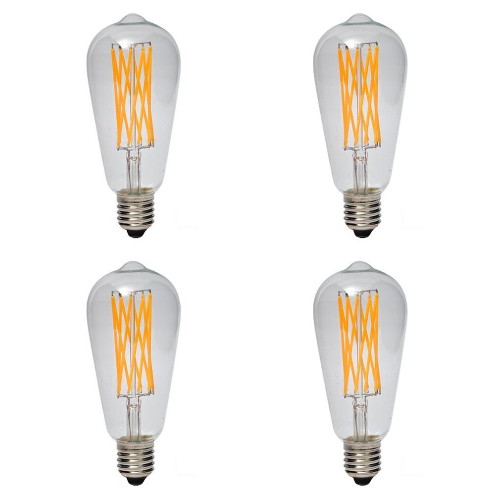 Nostalgique Filament LED 5W cri90 500lm ampoule peut être obscurci