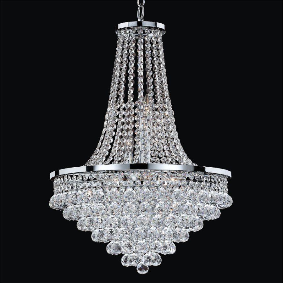 Chandelier 19 inch w vista 628 glow 628fd19sp 7c canada discount - Cheapest chandelier lighting ...