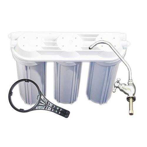 CasaWater Under Sink Water Filtration System