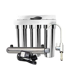 CasaWater Système de filtration d'eau CasaWater Under-sink  en acier inoxydable