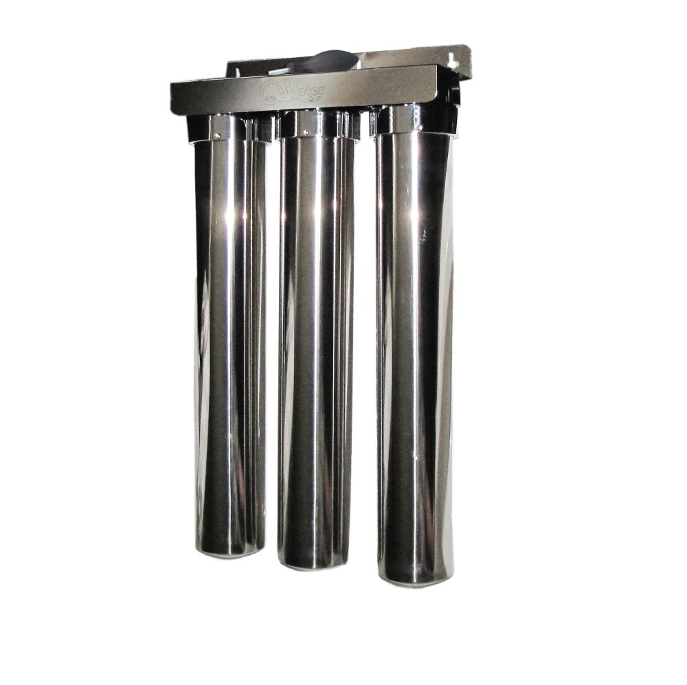 Whole House Stainless Steel Water Filtration System Alpha