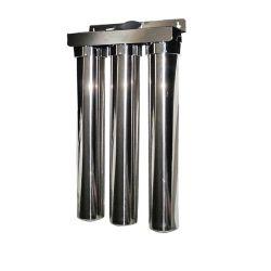 CasaWater Système de filtration d'eau CasaWater Whole-house en acier inoxydable Alpha