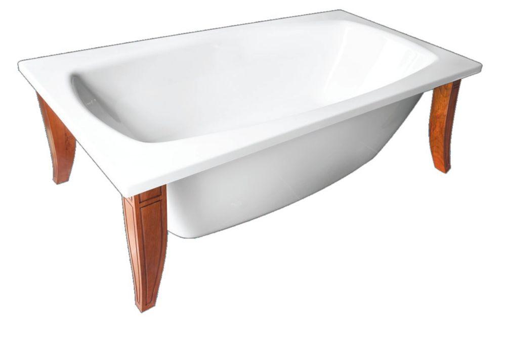 Malaga Freestanding Bathtub MALAGAFS Canada Discount