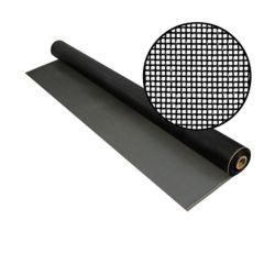 """Phifer Moust. noire 48""""x100' Treillis 20x20"""