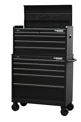 37 Inch 10 Drawer Tool Chest And Cabinet