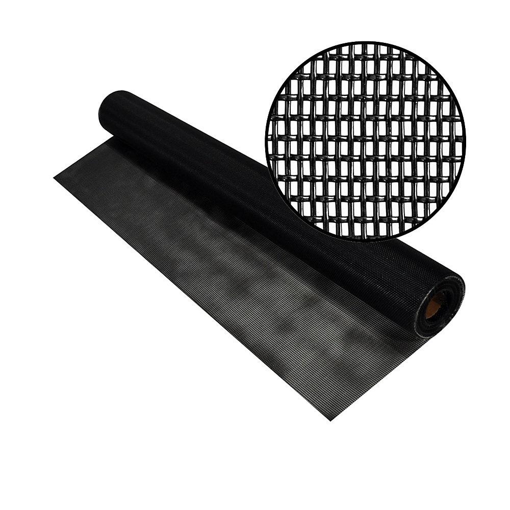 60-inch x 25 ft. Black Pet Screen