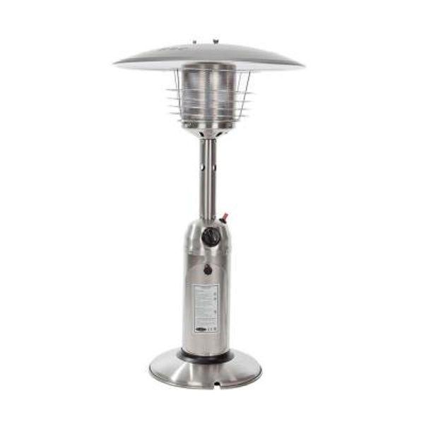 Radiateur de table - Acier Inoxydable