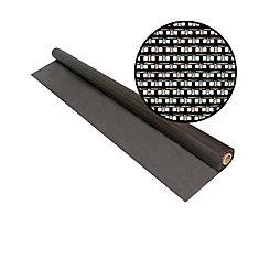 SunTex 80 36-inch x 50 ft. Black Exterior Shading Fabric