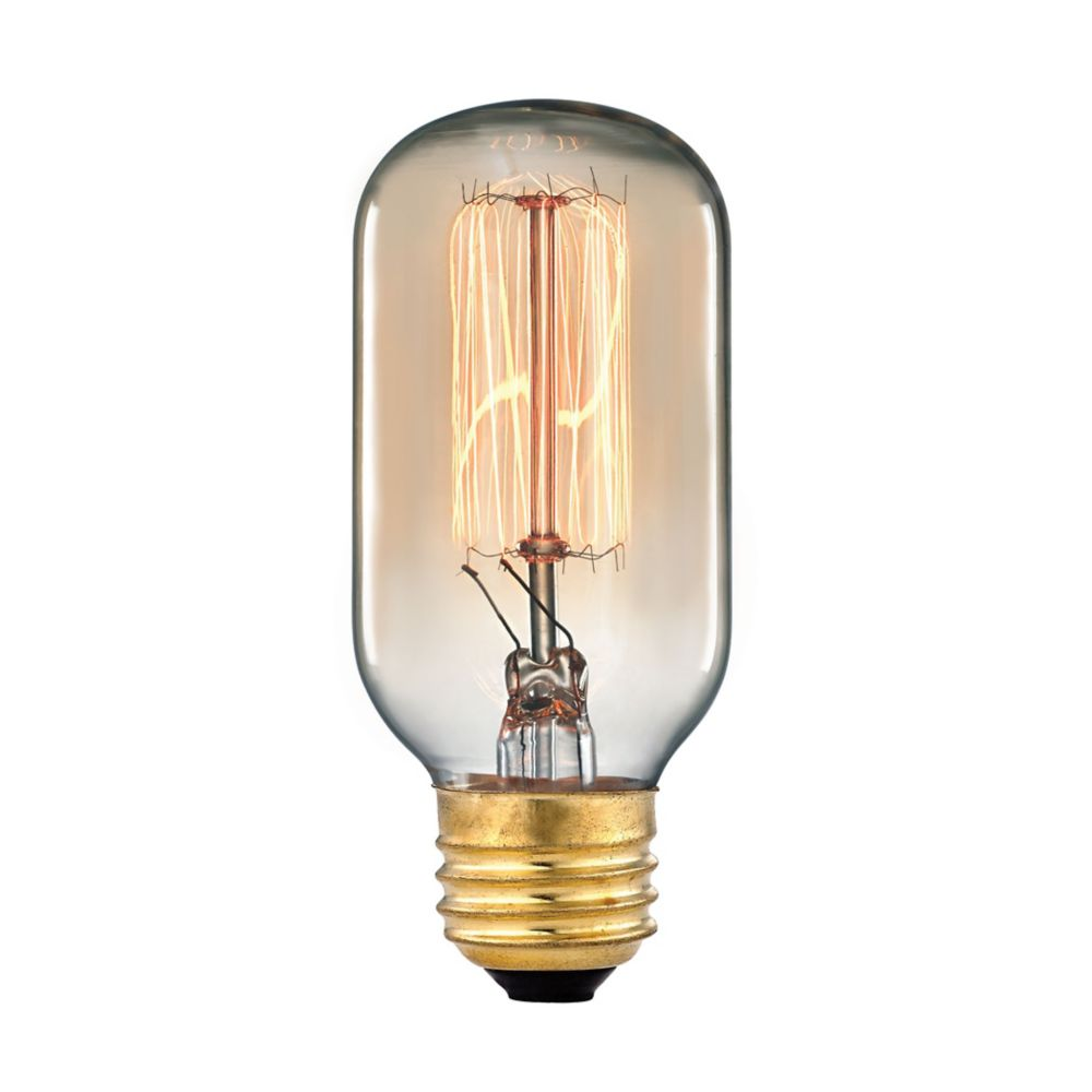 Candelabra Base Vintage Filament Light Bulb