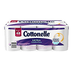 Cottonelle Ultra Comfort Care Double Roll Toilet Paper (24-Pack)