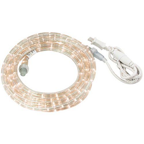 Commercial Electric Ensemble de cordons lumineux à DEL de 5,48 m