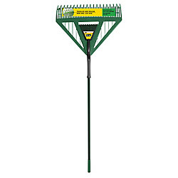 Garden Care Combo Dual Tine with Removal Hand Rake