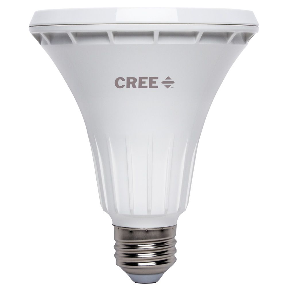 75W Equivalent Bright White PAR30 Long Neck 25 Degree Spot Dimmable LED Light Bulb