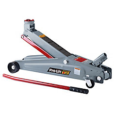 2.5 Tonne 21-inch High-Lift Floor Jack