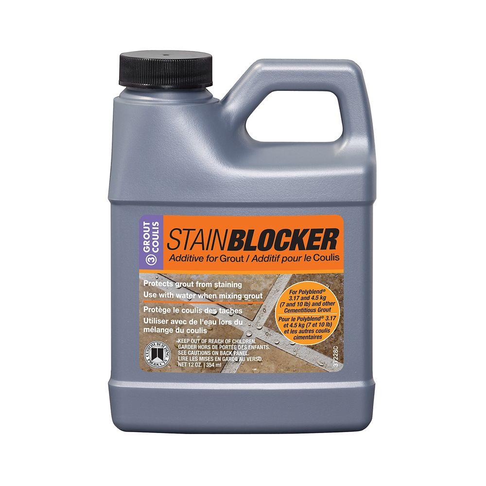 Stain Blocker For Grout 12oz