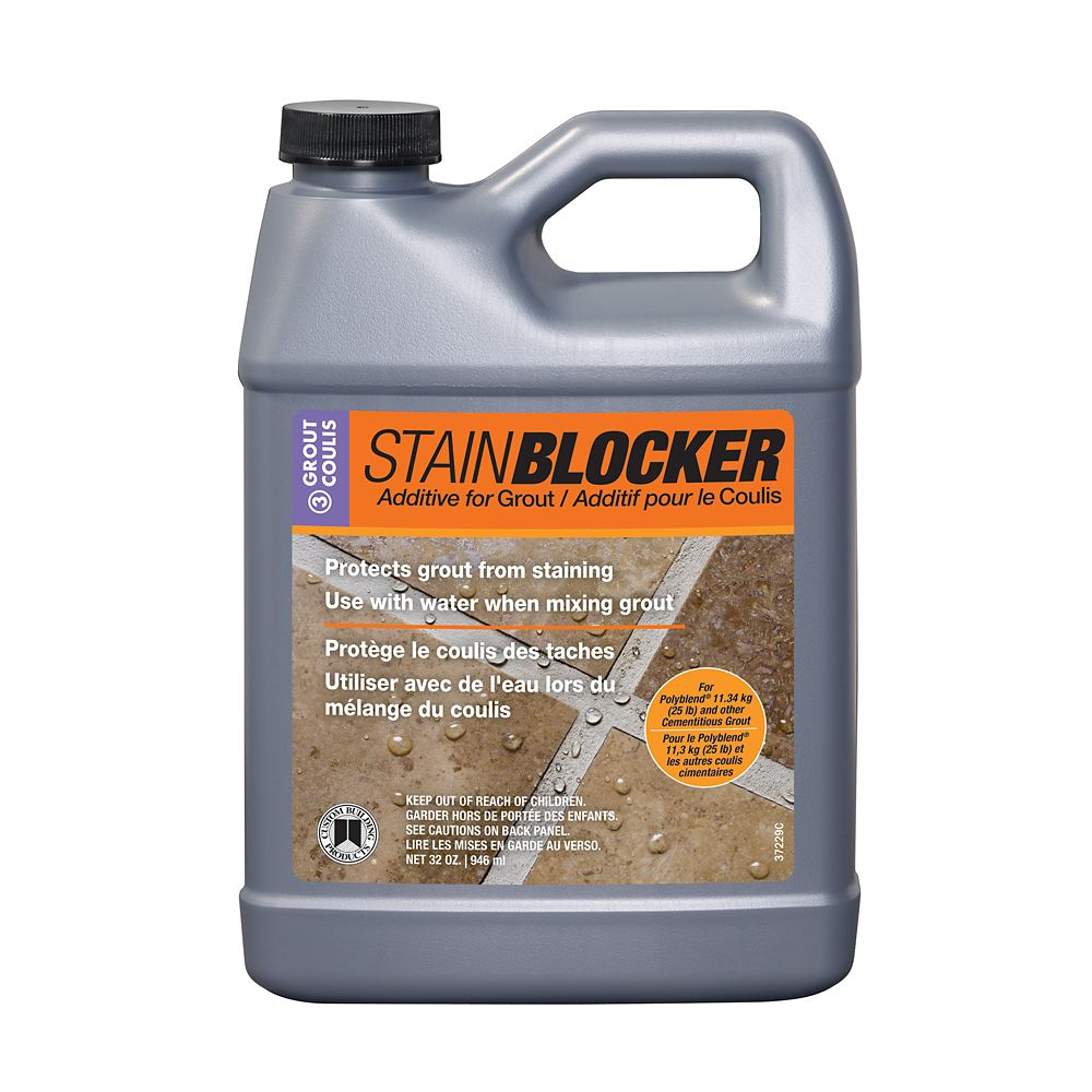 Stain Blocker For Grout 32oz