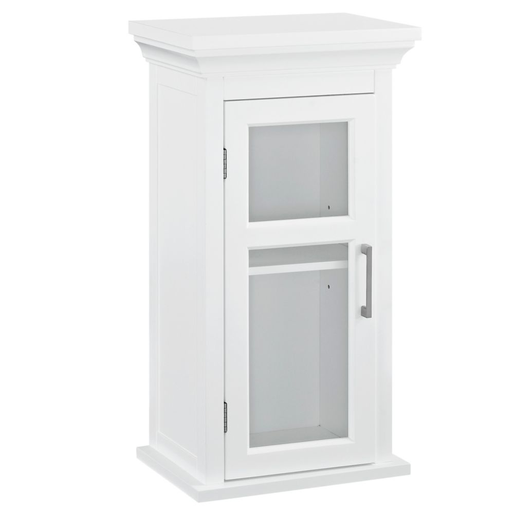 armoire de rangement blanche 1 porte avington canada. Black Bedroom Furniture Sets. Home Design Ideas
