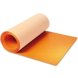 Schluter Ditra-Heat 3 ft 3 inch x 41 ft 1 inch Membrane Roll