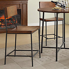 Carolina Forge Berkshire Solid Wood Brown Traditional Full