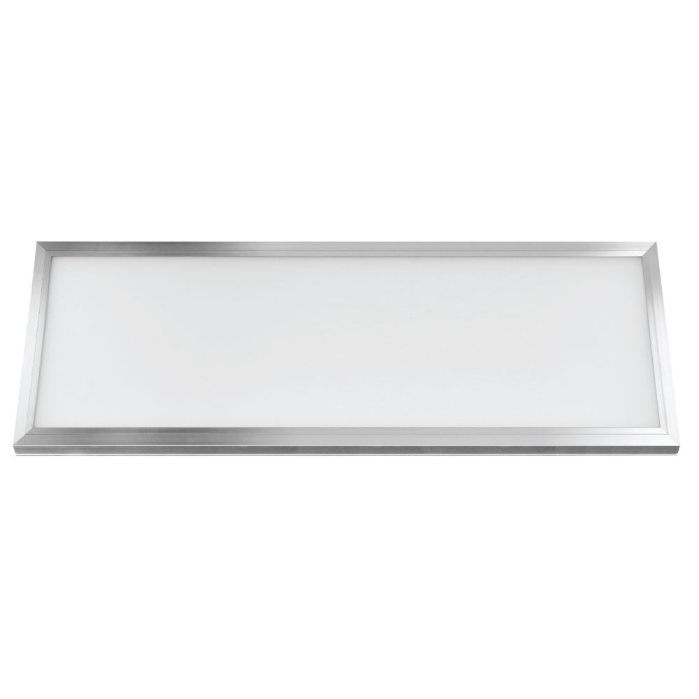 Feit Electric 1Feet x 4Feett LED Flat Panel Ceiling Fixture Nickel - ENERGY STAR®