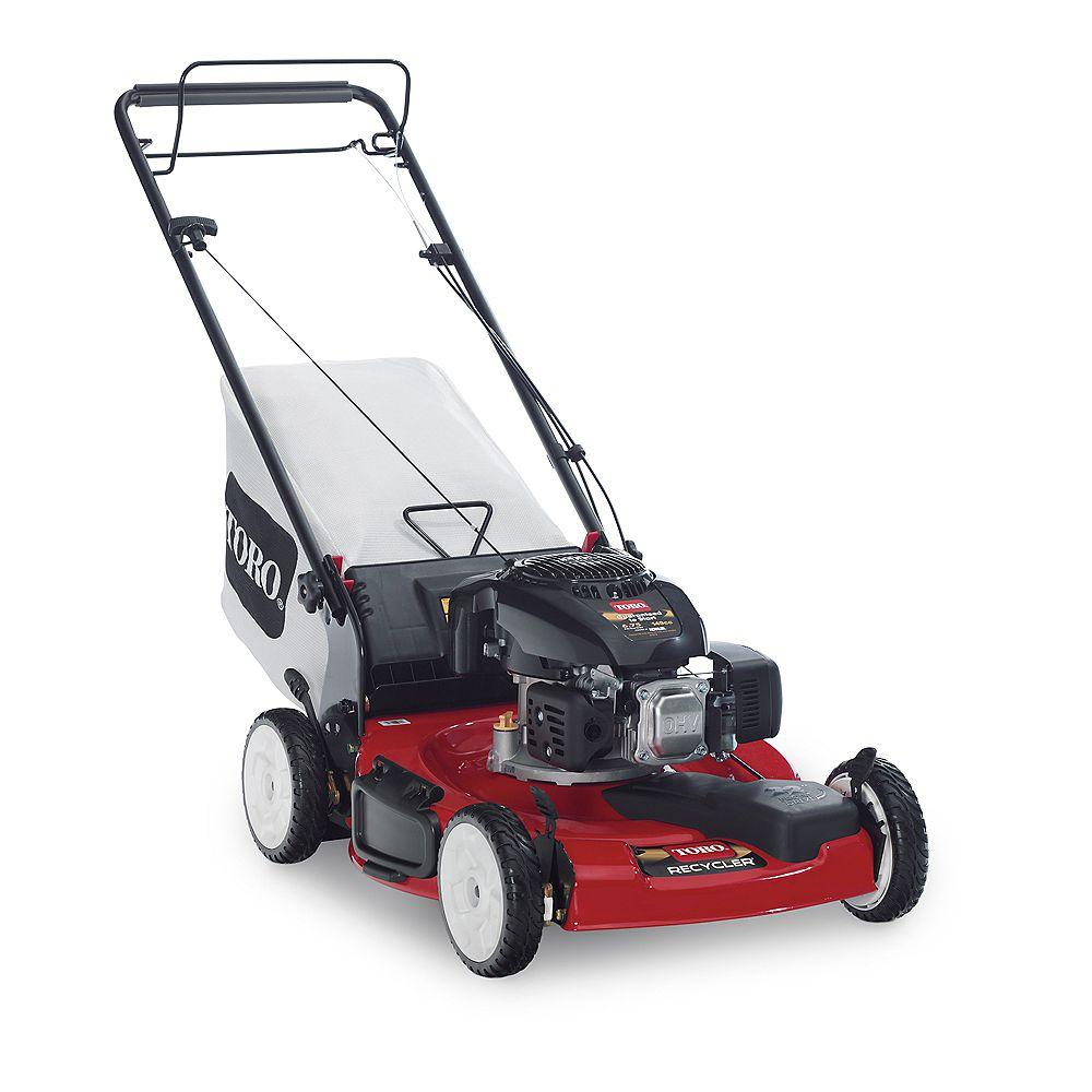 """Toro 22"""" Recycler<sup>®</sup> Low-Wheel autopropulsion Faucheuse avec moteur Kohler"""