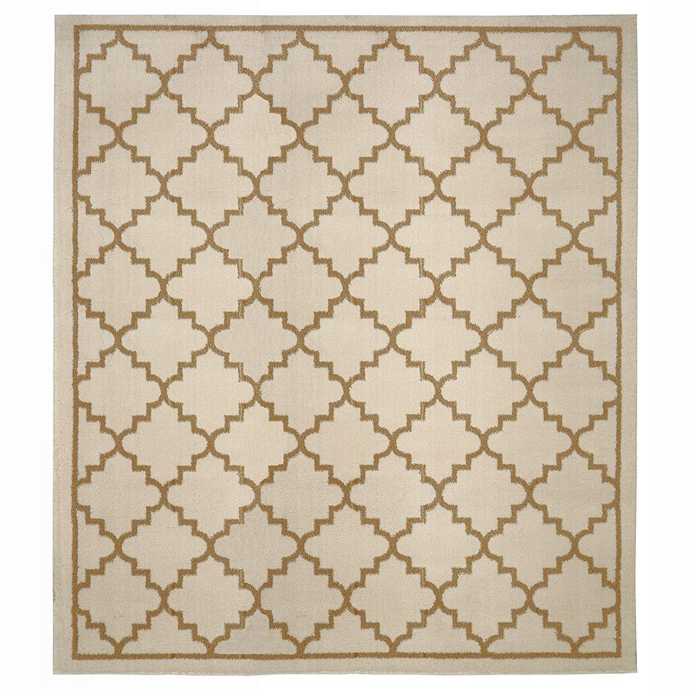 HDC Winslow Birch 8x8 Square  Area Rug