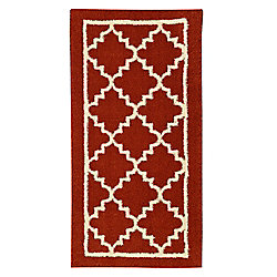 Home Decorators Collection Winslow Picante 2 ft. x 4 ft. Area Rug
