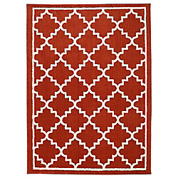 Home Decorators Collection Winslow Picante 10 ft. x 13 ft. Area Rug