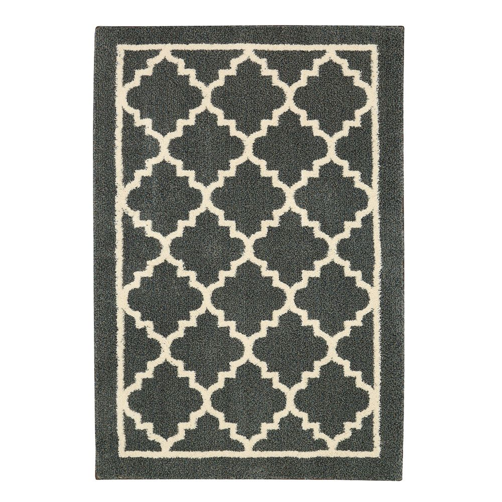 HDC Winslow Dark Slate 3x5 Area Rug