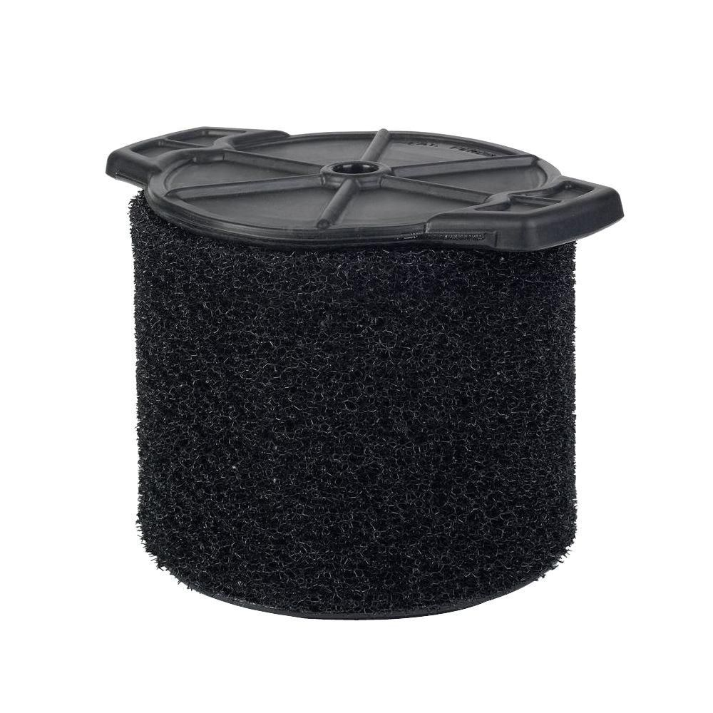 Wet Pick-Up Filter For 11 to 17 L (3 to 4.5 Gal.) Wet Dry Vacuums