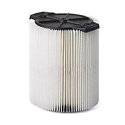 Multi-Fit Filtre pour des aspirateurs secs/humides de CRAFTSMAN