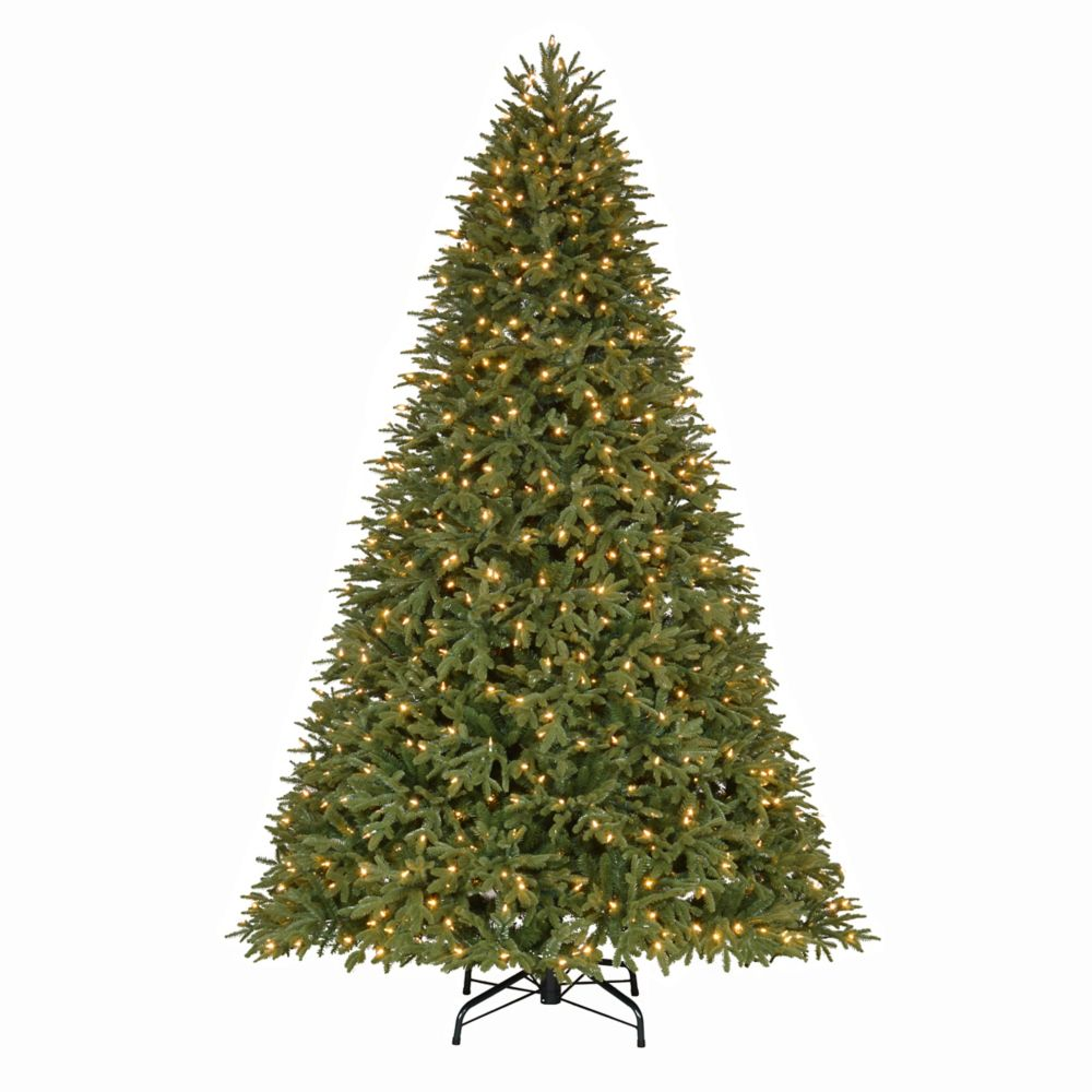 9 Feet Stamford Fir Pe Quick Set Tree