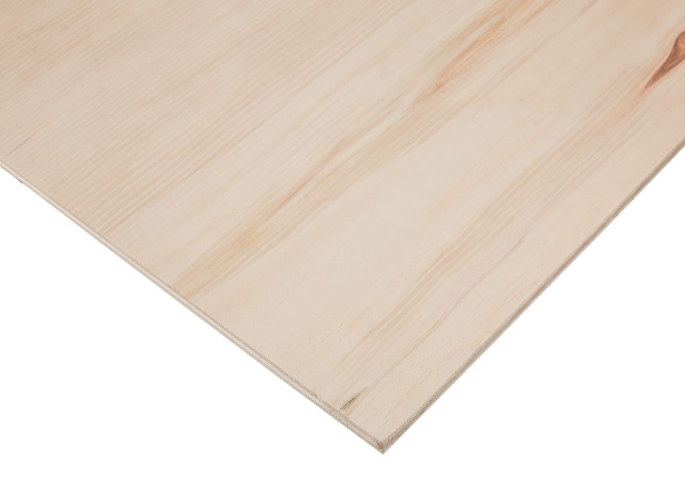 1/2 po x 4 pi x 8 pi Contreplaqué tremble bois franc PureBond